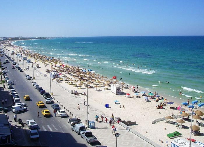 Сусс — богатый историческими памятниками город-порт на берегу Средиземного моря в Тунисе. Фото: Jaume Ollе/commons.wikimedia.org