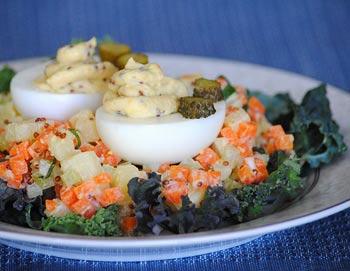 Фаршированные яйца. Фото: eryv/flickr.com