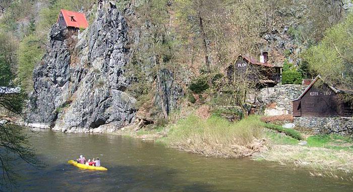 В Чехии каноэ, байдарки очень популярны, это один из национальных видов спорта. Фото: SJU/commons.wikimedia.org