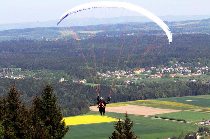 «Полет на параплане» — удивительный, захватывающий дух аттракцион, для любителей активного отдыха и романтиков. Фото: Karelj/commons.wikimedia.org