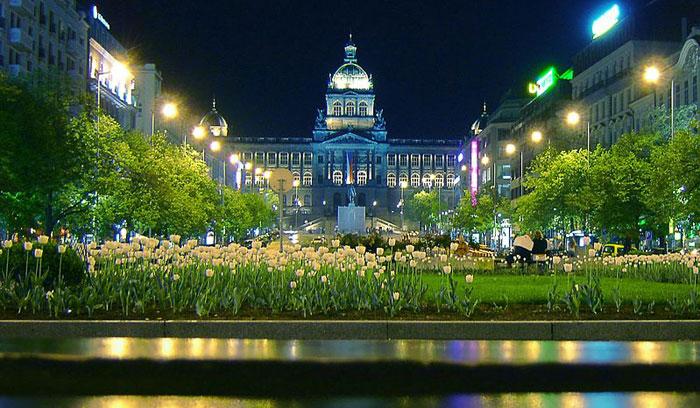 Национальный музей — крупнейший государственный музей Праги, созданный в начале XIX века. Фото: Me haridas/commons.wikimedia.org