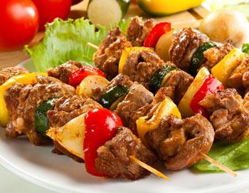 Кебаб - национальное блюдо Турции. Фото: Jacek Chabraszewski/Photos.com