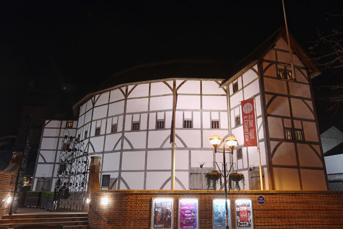 Театр Шекспира «Глобус», Лондон. фото: Oli Scarff/Getty Images
