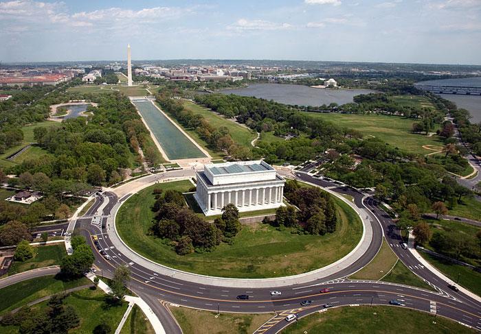 Мемориал Линкольна в Вашингтоне, округ Колумбия, США. Фото: Carol M. Highsmith/commons.wikimedia.org