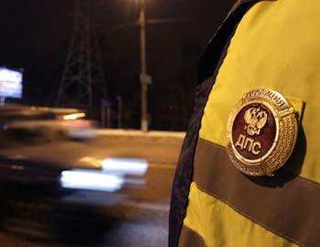 Рейд по выявлению нарушителей правил дорожного движения. Фото РИА Новости