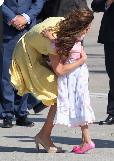 Фоторепортаж о восьмом дне канадского тура герцога и герцогини Кембриджских. Фото: Chris Jackson/Getty Images