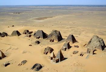Похищение в Дарфуре трех российских летчиков озадачило суданские власти. Фото с сайта netspirit.dk