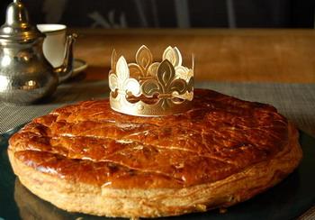 ЭПИФАНИ – «Королевский торт». Фото: Наталья Орьен