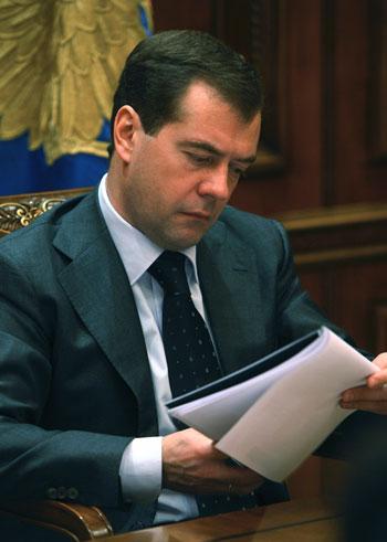 Дмитрий Медведев.Фото:VLADIMIR RODIONOV/AFP/Getty Images