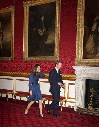 Свадьба принца Уильяма и Кейт Миддлтон состоится 29 апреля.Фото:BEN STANSALL/Getty Images