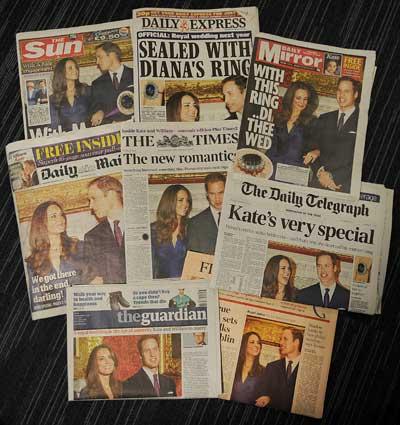 Свадьба принца Уильяма может разорить страну.Фото:BEN STANSALL/Getty Images