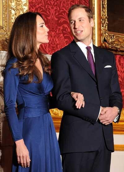 Свадьба принца Уильяма и Кейт Миддлтон состоится 29 апреля.Фото:Chris Jackson/Getty Images