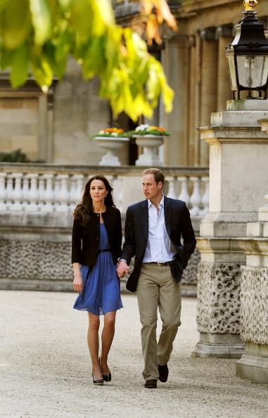 Принц Уильям и Кейт Миддлтон после свадьбы. Фото:WPA Pool/Getty Images