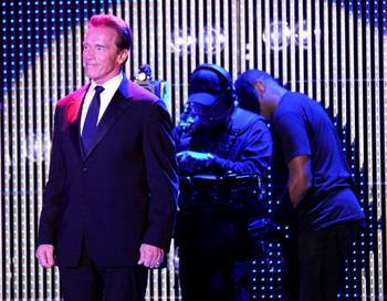 Арнольд Шварценеггер, бывший губернатор Калифорнии, намерен возобновить актёрскую карьеру. Фото: Kevin Winter /Getty Images