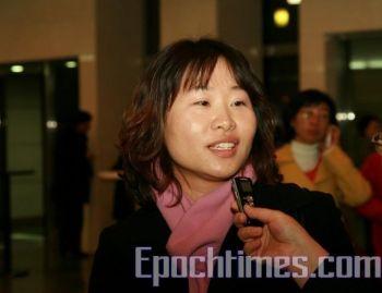 Цзеон Юй Сэон -исследователь в области китайского исполнительского искусства. Фото: Великая Эпоха