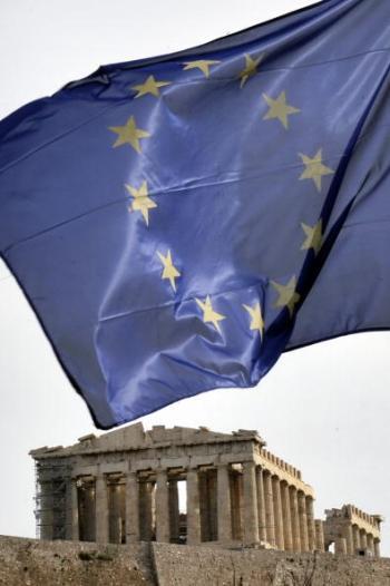 Германия советует Греции продавать острова для спасения экономики. Фото: LOUISA GOULIAMAKI /AFP /Getty Images