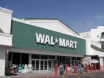 Магазин Wal-Mart. Фото с walmartwatch.com
