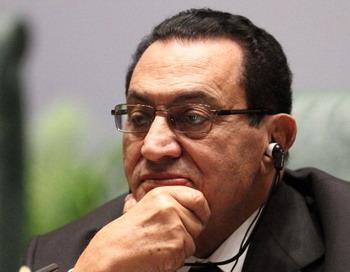 Хосни Мубарак. Фото: MARCO LONGARI /AFP /Getty Images