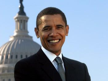 Президент США Барак Обама распорядился заморозить выплаты бонусов и других денежных премий федеральным государственным служащим. Фото с muslib.ru