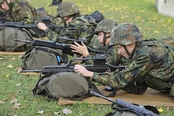 Солдаты бундесвера. Фото с liveinternet.ru