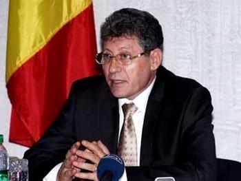 Михай Гимпу. Фото пресс-службы президента Молдавии