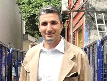 Журналист Недим Шенер. Фото с milliyet.com.tr