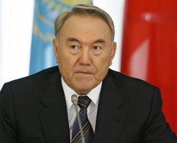 Президент Казахстана Нурсултан Назарбаев. Фото: xronika.az