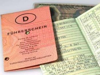 В Германии воров лишат водительских прав. Изображение с motor-talk.de