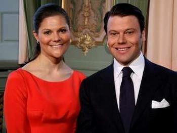 Официальное фото принцессы Виктории с женихом