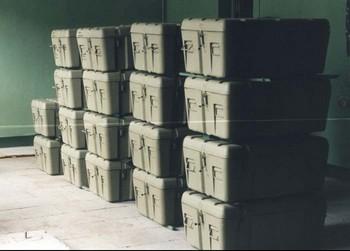 Великобритания отменила поставки оружия в Ливию. Фото: tsniitochmash.ru