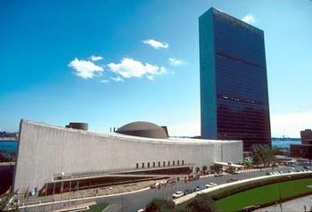 Штаб-квартира ООН. Нью-Йорк. Фото: archi.ru