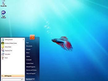Внешний вид Windows 7