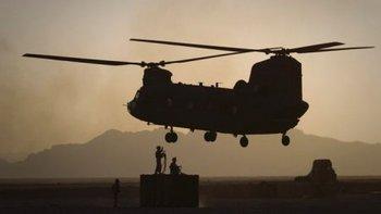 Вертолет Chinook. Фото: .n-tv