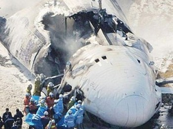 Авиакатастрофа в Конго унесла жизни 127 человек. Фото с rusnovosti.ru