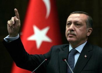 Премьер – министр Турции Эрдоган заявил о проекте века – двойнике Босфора. Фото:ADEM ALTAN/AFP/Getty Images