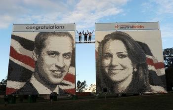 В России открылся свадебный сайт Кейт и принца Уильяма. Фото: Getty Imges