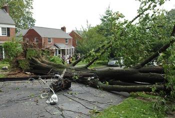 Ураган «Айрин» унес жизни более 40 человек. Фото: MANDEL NGAN/AFP/Getty Images
