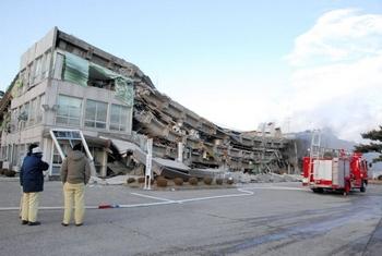 Число жертв землетрясения и цунами в Японии превысило 9 тысяч человек. Фото с сайта epochtimes.com