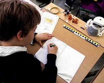 Детский развлекательный центр принимает школьников за «пятёрки». Фото с trud.ru