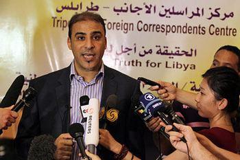Ливия «приветствует дальнейшие шаги» со стороны США, заявил представитель правительства Ливии Муса Ибрахим. Фото: stern.de
