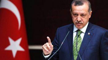 Премьер-министр Турции Реджеп Тайип Эрдоган. Фото: zeit.de