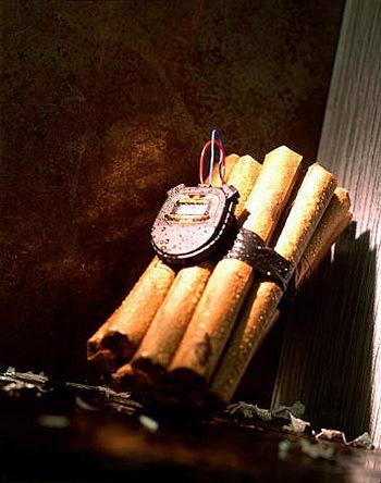 В детских садах Байконура нашли муляжи взрывных устройств. Фото с domurfo.ru