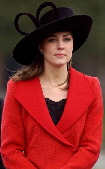 Невеста принца Уильяма Кейт Миддлтон оказалась родственницей Джорджа Вашингтона. Фото: Фото: BEN GURR/AFP/Getty Image
