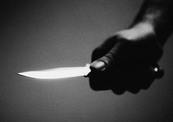 Американский гик сошёл с ума и с ножом  выслеживал спамеров. Фото с gamer.ru