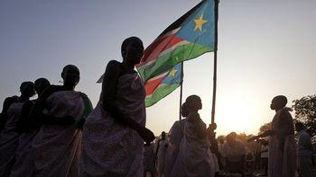 Южный Судан стал независимым 9 июля. Фото с zeit.de