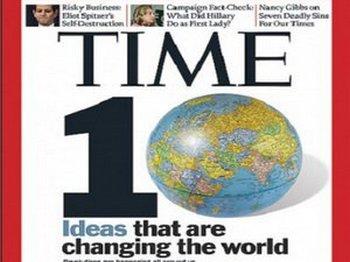 Журнал Time определил самых влиятельных людей 2011 года. Фото с 1news.az