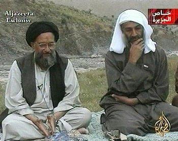 Айман Савахири, многолетний заместитель бен Ладена. Фото с сайта rp-online.de