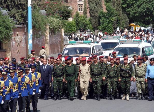Оппозиция в Йемене активизировалась. Фото: GAMAL NOMAN/AFP/Getty Images