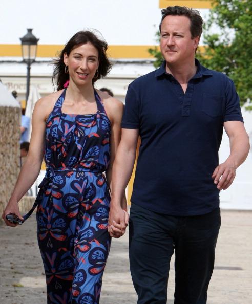 Фоторепортаж об отпуске премьер-министра Великобритании. Фото:WPA Pool/Getty Images
