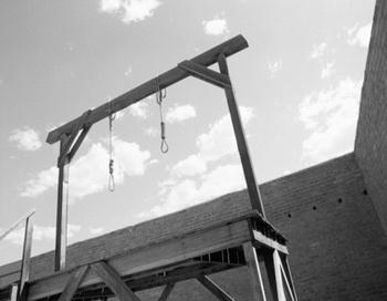 Смертная казнь представляет собой высший акт насилия со стороны государства. Фото: Lorenz & Avelar/ Getty Images